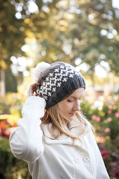 Arri Hat - Knitpicks.com