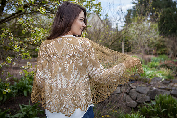 Perfect Harmony Shawl
