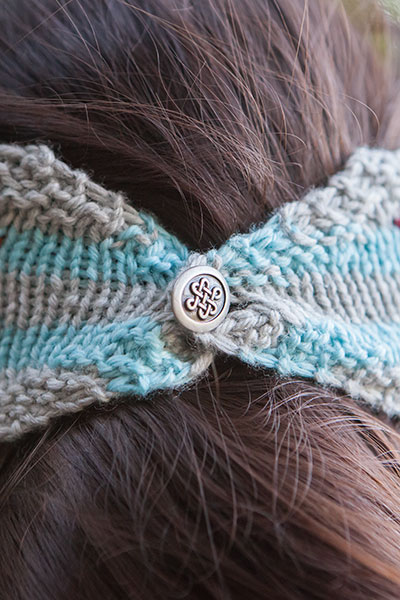 Arrows Headband - Knitting Patterns and Crochet Patterns ...