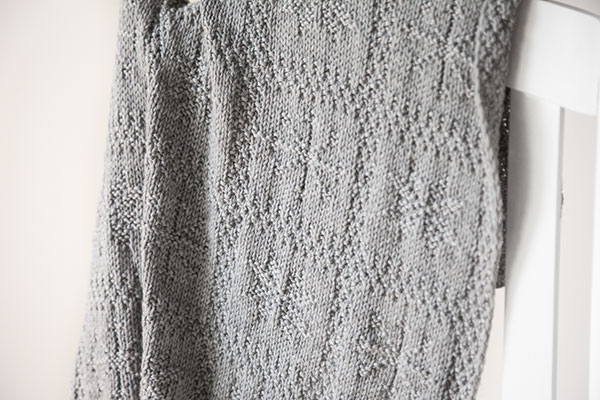Snowflake Blanket Knitting Patterns And Crochet Patterns From