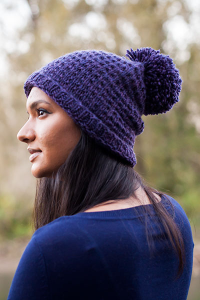 Roscoes Toque Knitting Patterns And Crochet Patterns From
