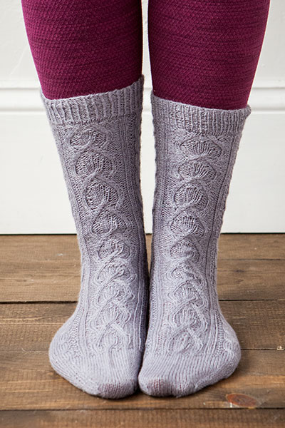 Cathedral Arches Socks