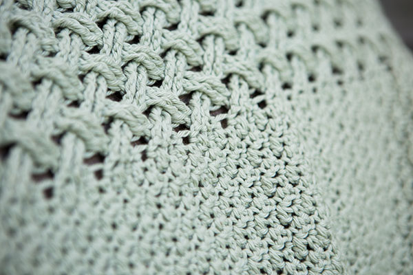 Woven Baby Blanket Knitting Patterns And Crochet Patterns From