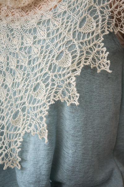 Gathering Feathers Lace Shawl Knitting Patterns And Crochet