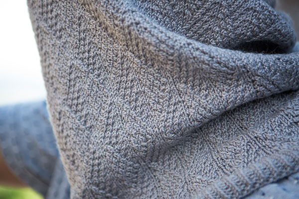 Leaf Stitch Cowl Knitting Patterns And Crochet Patterns From