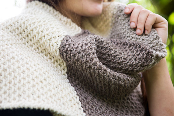 Simply Stripes Scarf Knitting Patterns And Crochet Patterns From