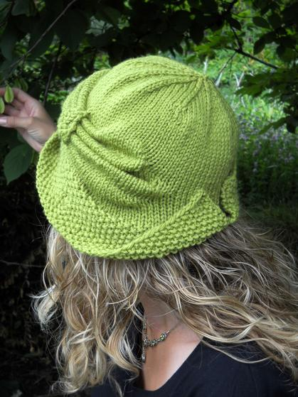 Cloche Divine Knitting Patterns And Crochet Patterns