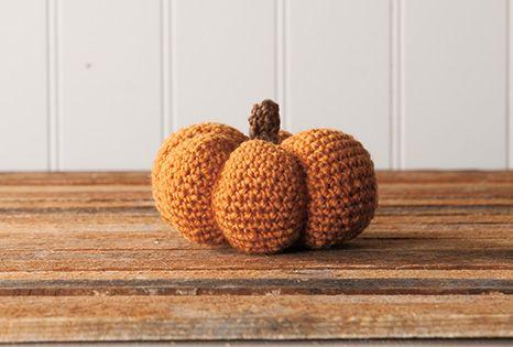 & Clove Knit and Crochet Pumpkins - Knitting Patterns and Crochet ...