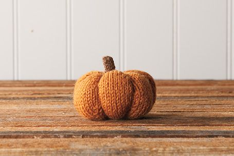 & Clove Knit and Crochet Pumpkins - Knitting Patterns and Crochet ...