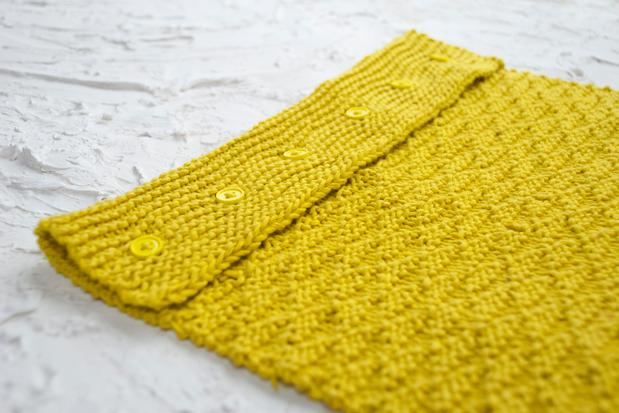 Triangles Towel Knitting Patterns And Crochet Patterns From