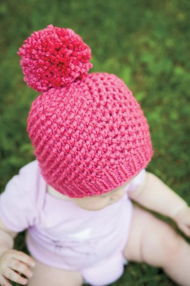 Bee Stitch Hat Knitting Patterns And Crochet Patterns From