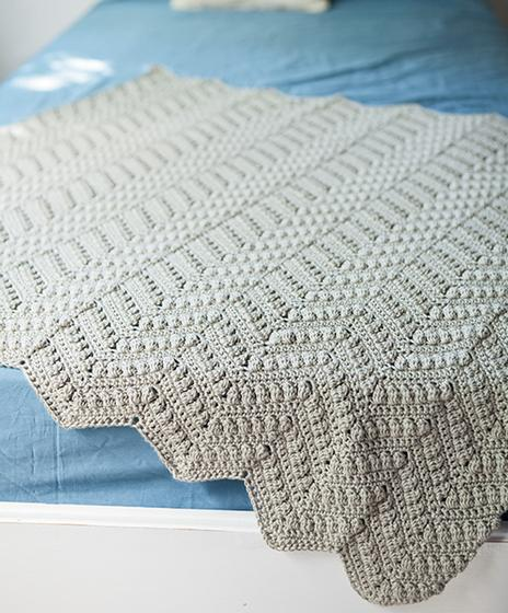 Willow Baby Afghan Knitting Patterns And Crochet