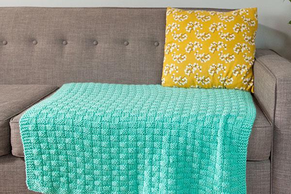 Comfort Knit Pet Blanket Knitting Patterns And Crochet Patterns