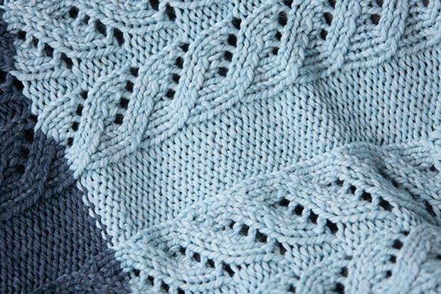 Pemberley Blanket Knitting Patterns And Crochet Patterns From
