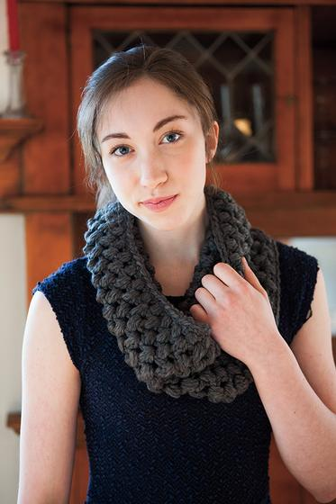 Puff Stitch Crochet Cowl Knitting Patterns And Crochet Patterns