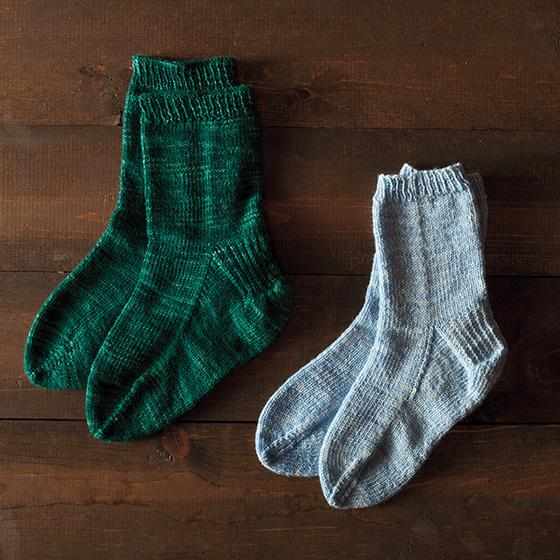 Go Your Own Way Socks from Knit Picks