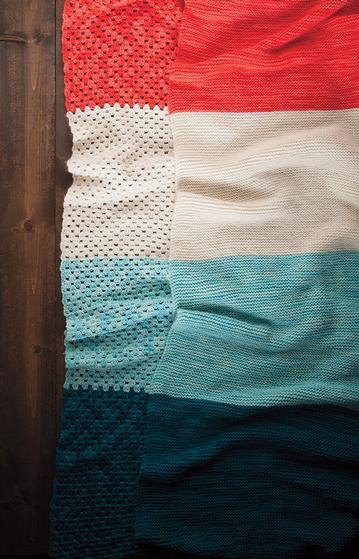 Crochet Beginner Blanket - Knitting Patterns and Crochet Patterns ...