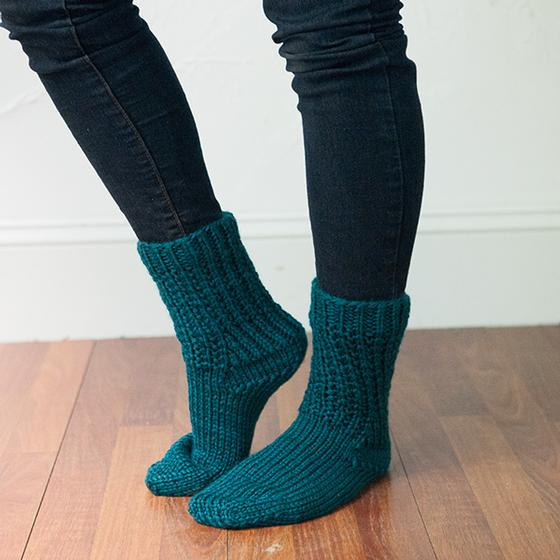 Toot Sweet Socks - Knitting Patterns and Crochet Patterns from ...