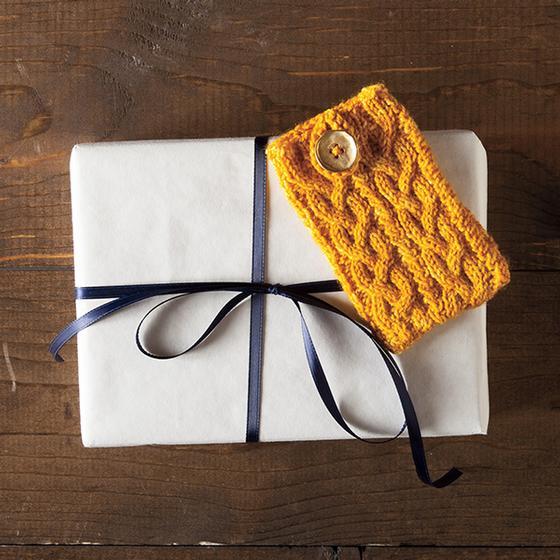 Pocket Aran Gift Card Holder - Knitting Patterns and ...