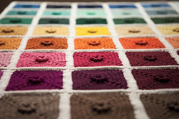 Ultimate Crochet Palette Blanket Knitting Patterns And Crochet