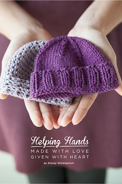Helping Hands Ebook Knitting Patterns And Crochet Patterns From
