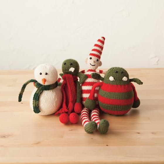 A Very Danger Christmas Collection - Knitting Patterns and Crochet ...