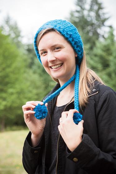 Ski Bunny Headband Knitting Patterns And Crochet Patterns From