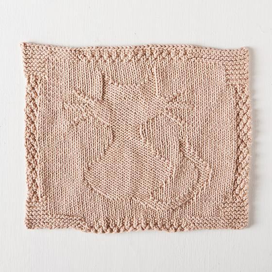 Kitten Kaboodle Dishcloth Knitting Patterns And Crochet Patterns