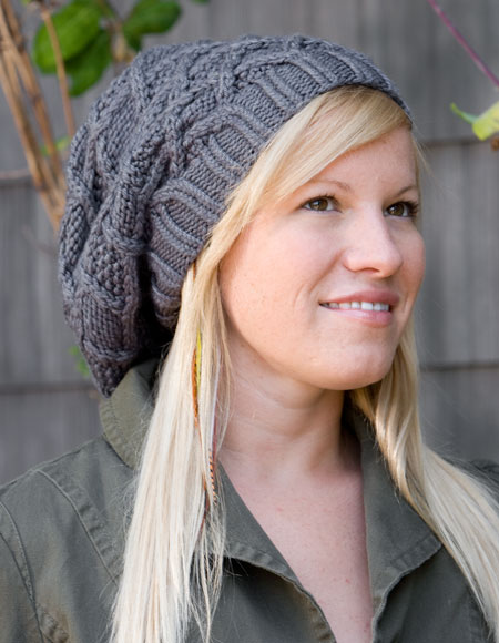 Morrison Beret Knitting Patterns And Crochet Patterns From