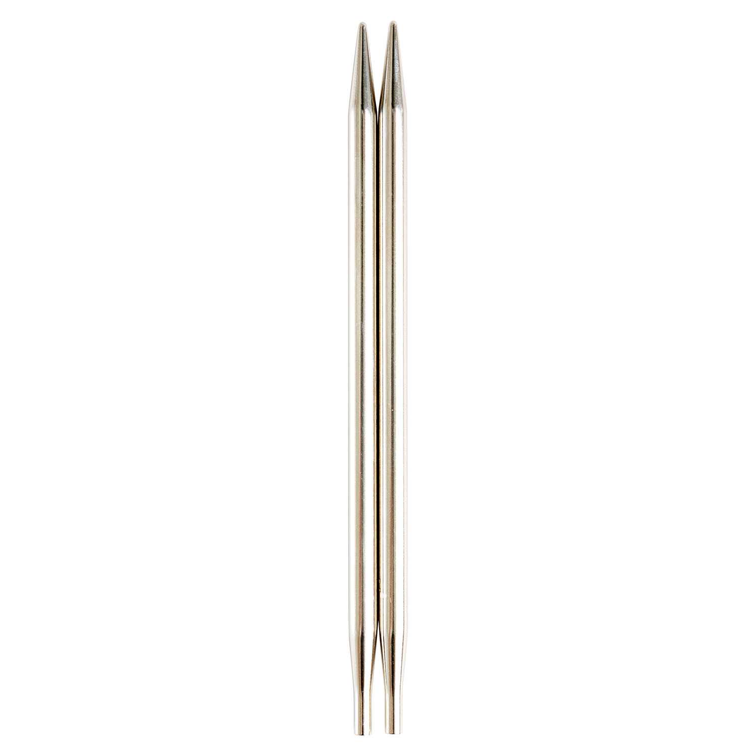 Options Interchangeable Nickel Plated Circular Knitting Needle Tips