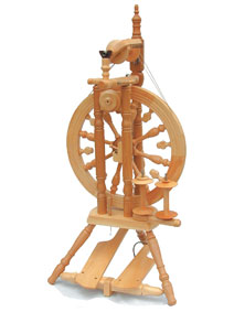 Minstrel Spinning Wheels