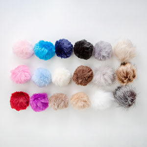 Knit Picks Pom Poms 12cm Diameter