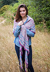 Three Springs Shawl Pattern Kit