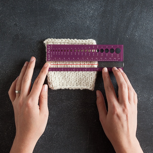 Measuring the Swatch
