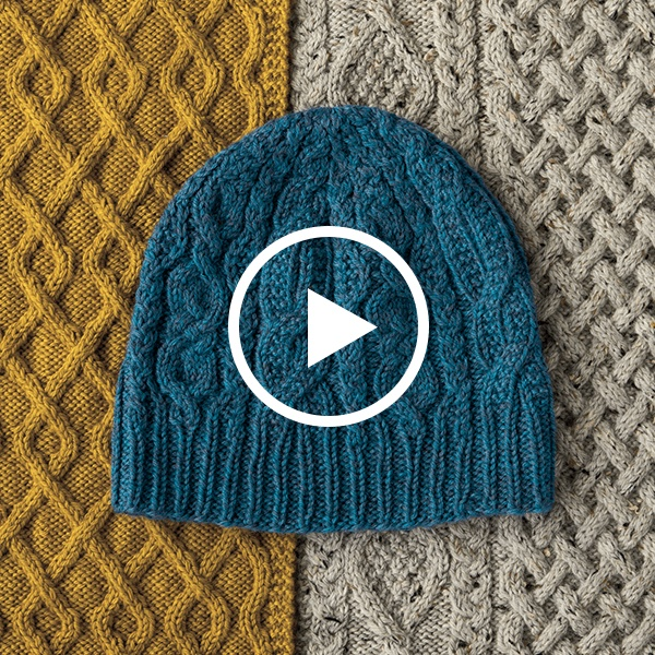 Knit Cables Video Series