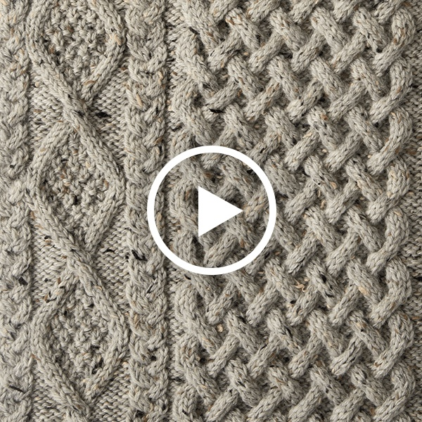 Knitting Cables Cables with Center Stitches