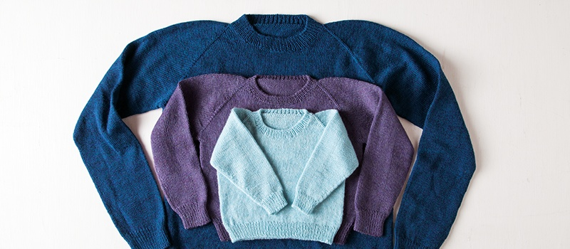Learn to Knit Sweaters