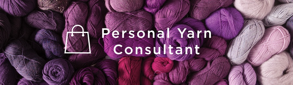 Personal Yarn Consultant