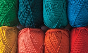 Mighty Stitch Worsted