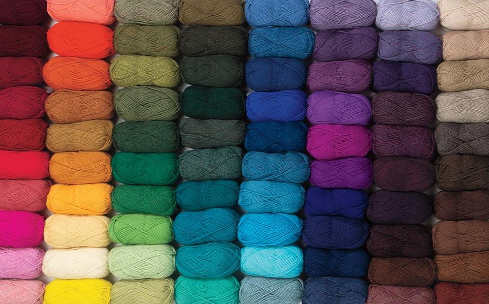 Yarn Color