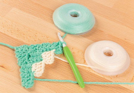 Managing Yarn Ends