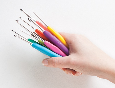 Crochet Hook Guide