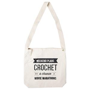 Weekend Plans Bag