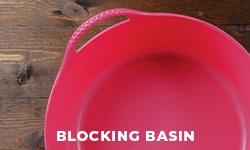 Blocking basin