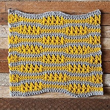 First Dishcloth