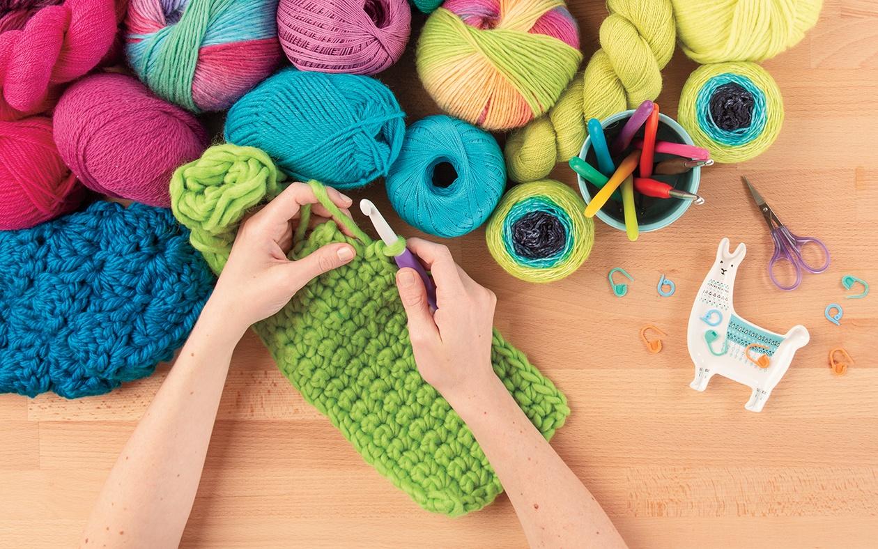 Crochet Renaissance