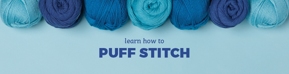 Puff Stitches
