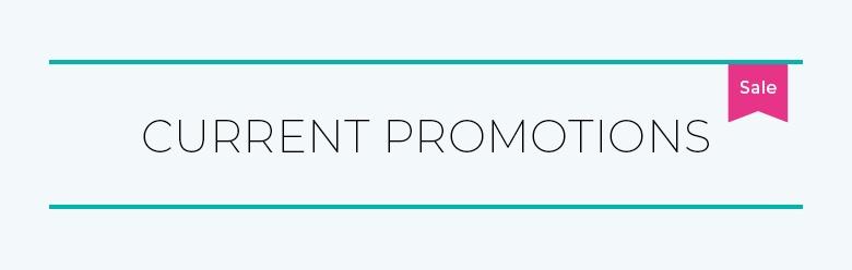 Current Sales & Promotions