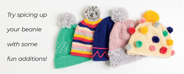 Spice Up Your Beanie