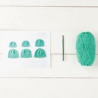 Brava Beanie Project Kit